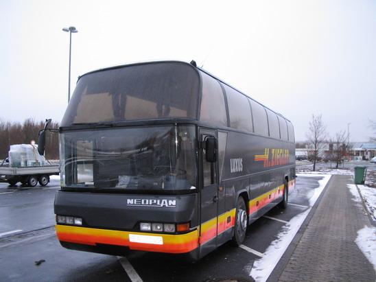 Взялі в автобус шлюх