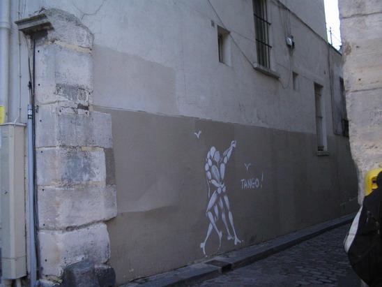 Монмартр – Стена