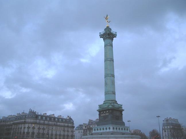 Площадь Бастилии